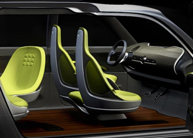 Kia KV7 Concept Gullwing 1 Car reviews:2011 Kia KV7 Concept: A Crossover with gull wing doors   Detroit 2011