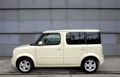 Nissan Cube will leave from