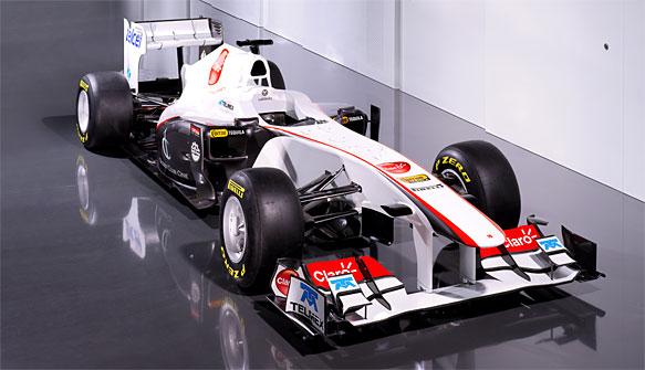 Noticias sobre las presentaciones 2011 F1-sauber-2011