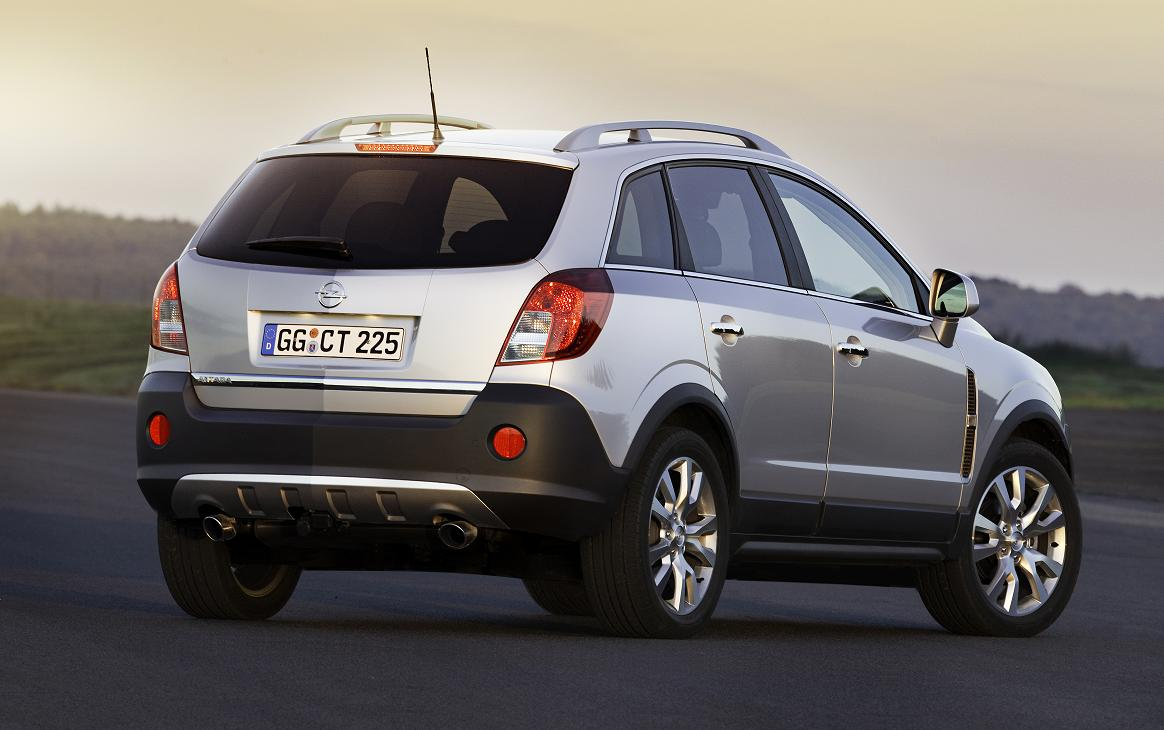 2012 opel antara facelift first pictures before the premiere in geneva 2011picture of auto design. Black Bedroom Furniture Sets. Home Design Ideas