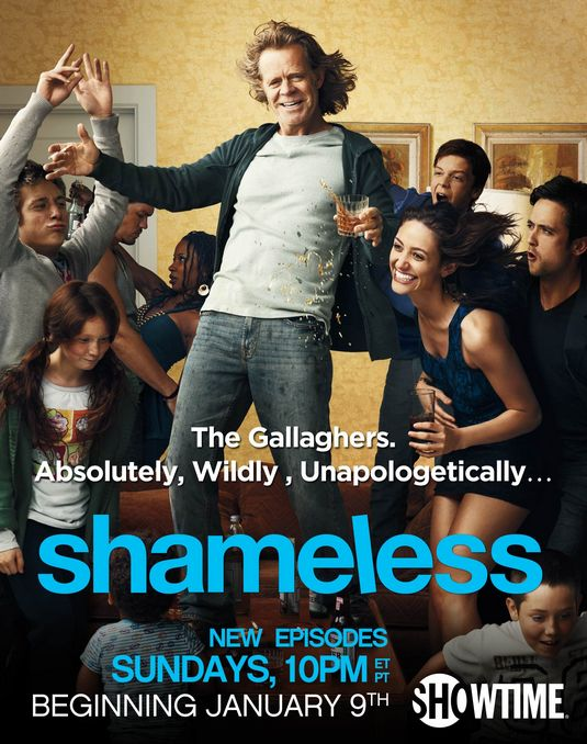 Shameless (USA) T.3 DVBRip Castellano 350Mb 01/– 1link-multi