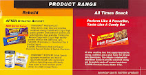 MORE POWERBAR PRODUCT