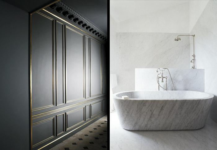 Silver  U0026 Suede  Joseph Dirand Architecture