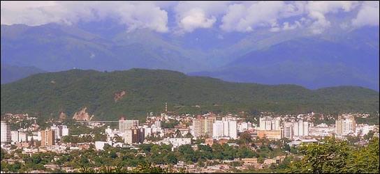 San Salvador De Jujuy Argentina  city photos gallery : Turismo en Sudamerica: San Salvador de Jujuy, Argentina