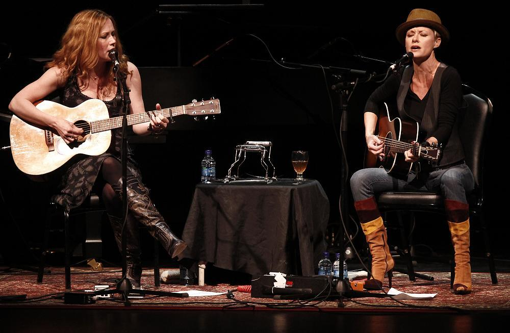 Shelby Lynne And Allison Moorer Tour