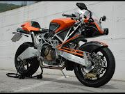 Si de motos rápidas hablamos ! vyrus ce