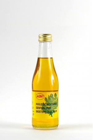 huile de moutarde bienfaits