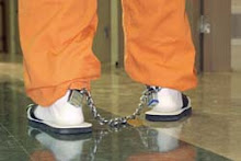 They brought the kids in hand-cuffs and ankle shackles