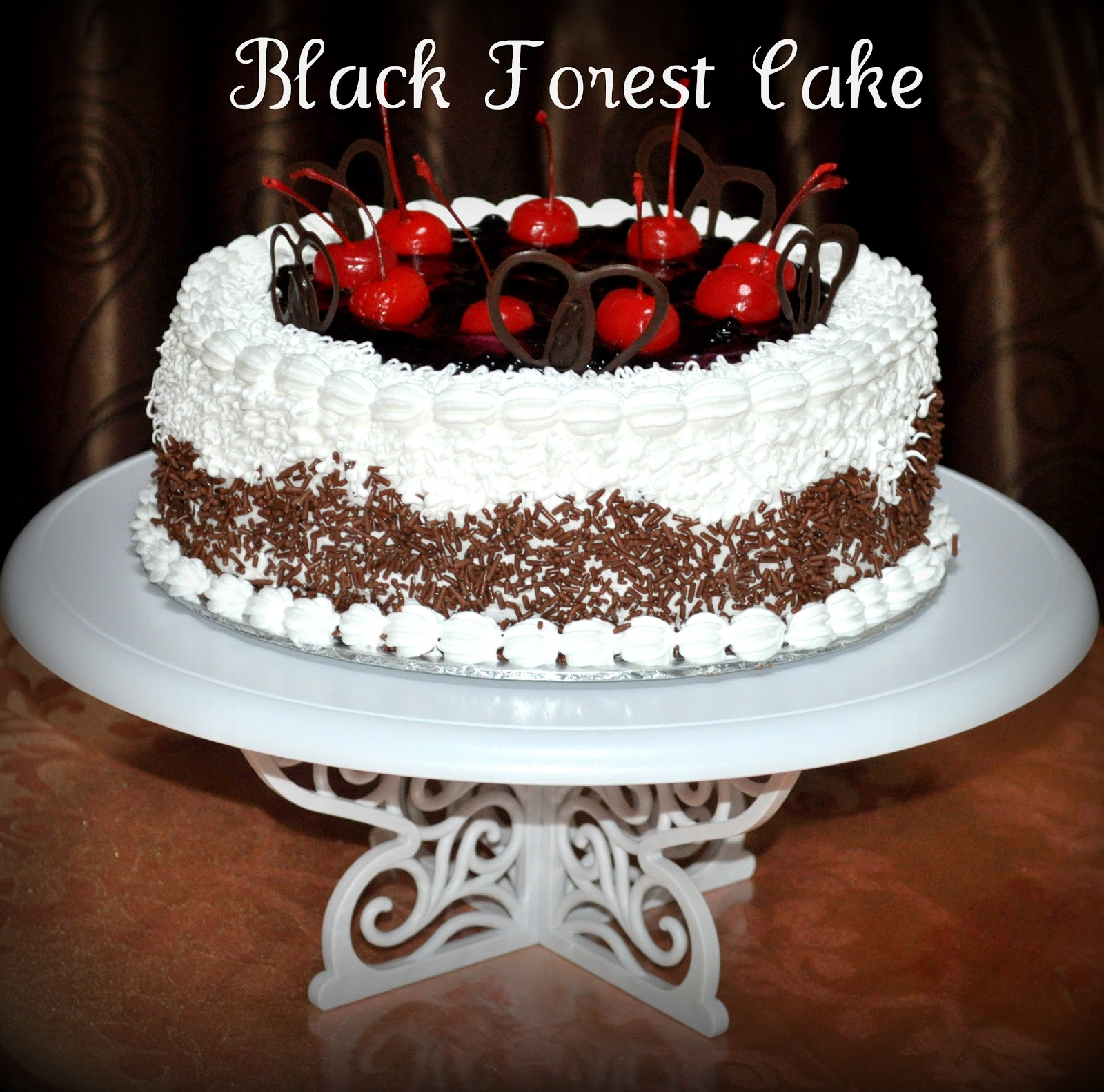 national black forest cake day this cake takes its name
