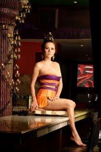 foto telanjang Victoria Tjong