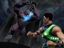 Max vs Extroyer Gorila