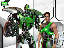 Max Steel y Cytro en N-Tek