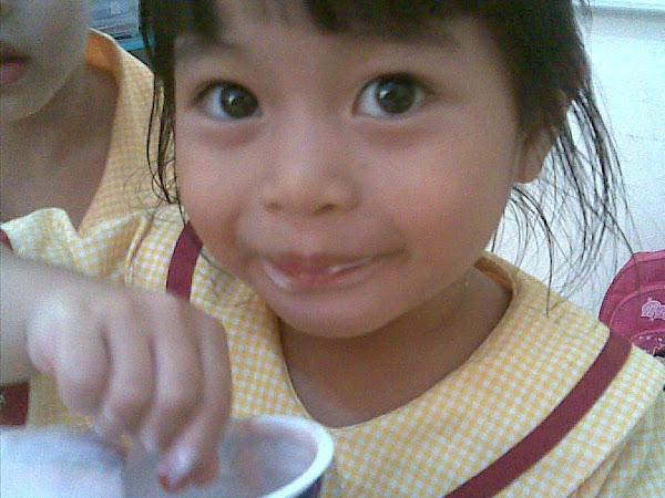 Alia = Yoghurt Queen