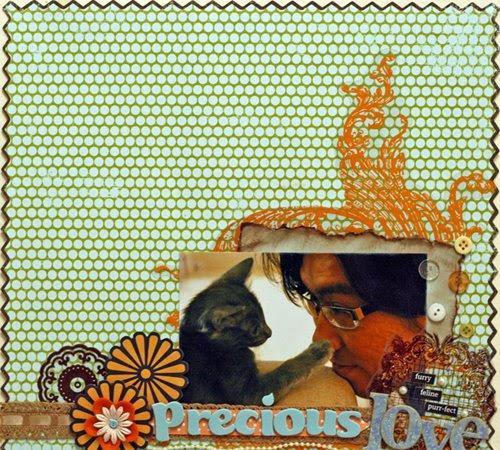 Precious 'Purr-fect' Love