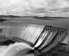 Por medio de represas se genera la electricidad en venezuela.