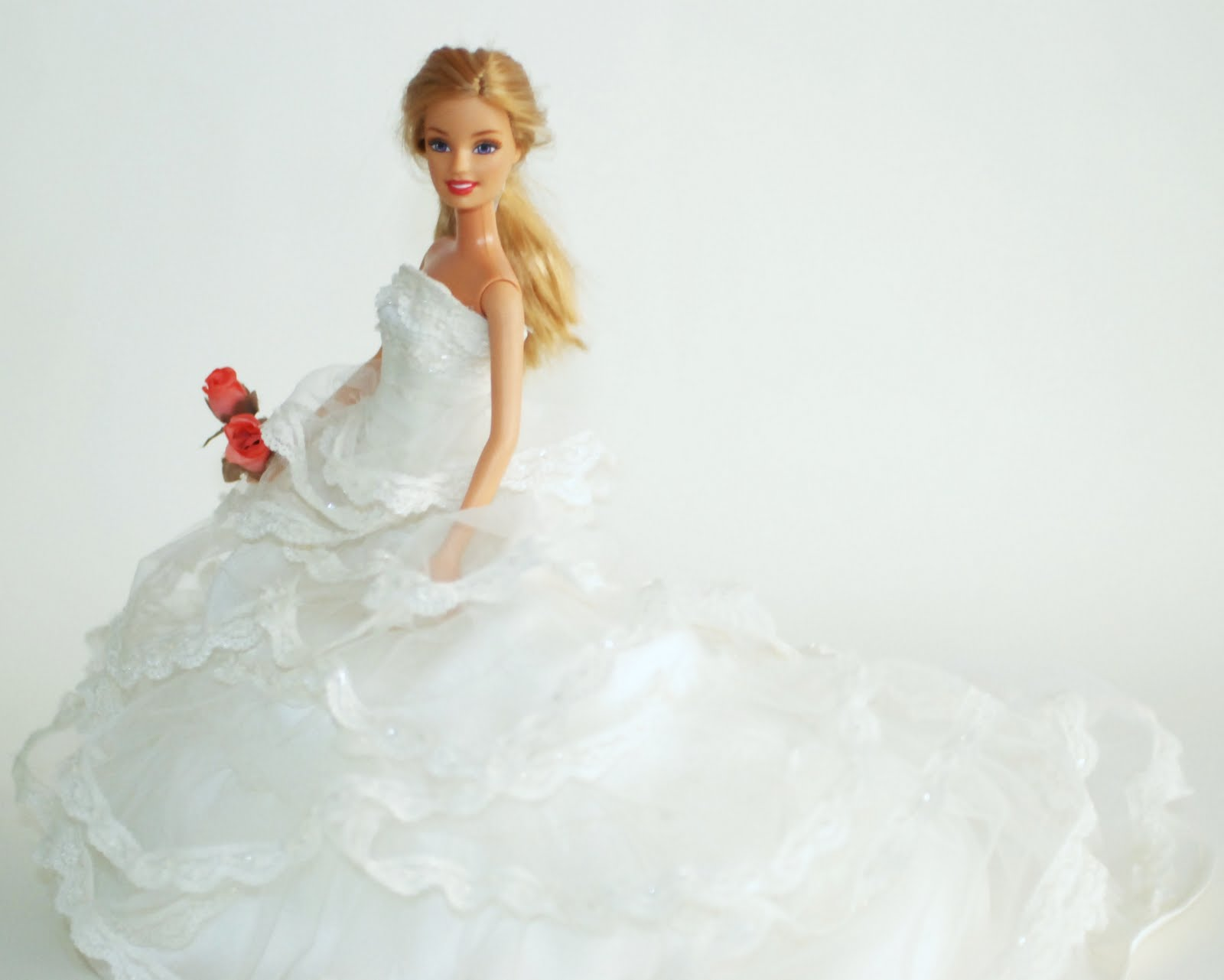Barbie Gowns