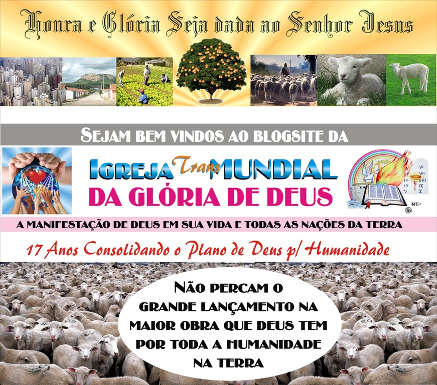 ITMGD Igreja Trans Mundial da Glória de Deus