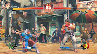 Street Fighter 4 : Ryu vs Chun Li