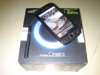 Gambar Samsung i8000 Omnia II