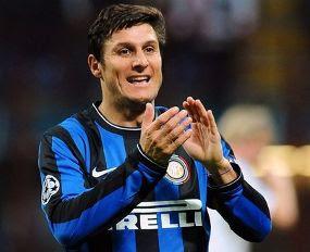 Inter Akan Perpanjang Kontrak Javier Zanetti