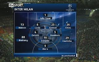 Inter Milan vs Tottenham 4-3 Full Match