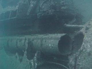 U-352 Torpedo Tube
