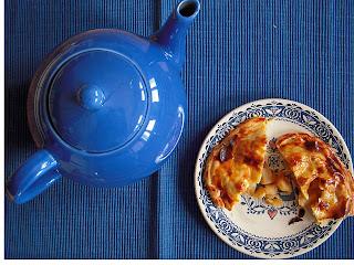 Chausson Pommes goûter teatime