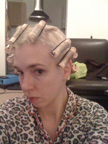 Snoodlebug my everyday hair set peach perm rods my everyday hair set peach perm rods solutioingenieria Images