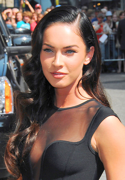 megan fox hairstyles with bangs. megan fox hairstyles 2010.