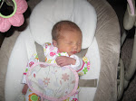 My beautiful new niece Kinlee born 10/27/2009