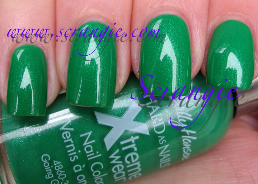 Scrangie: New-ish Sally Hansen Hard As Nails Xtreme Wears