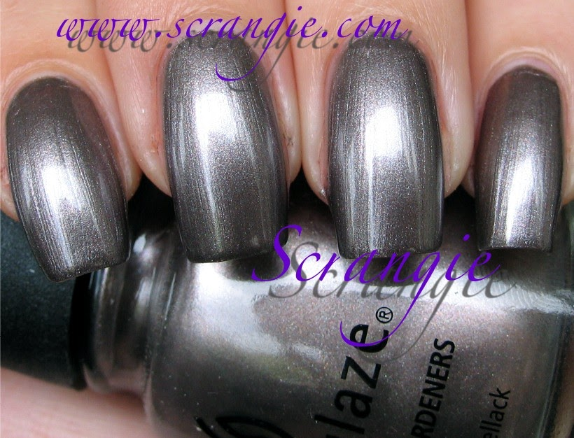Scrangie: China Glaze Fall 2009 Retro Diva Collection