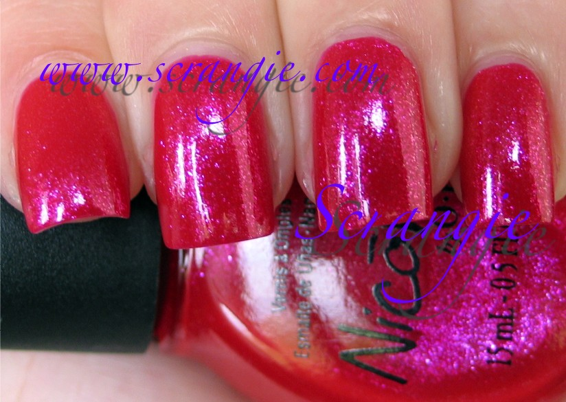 Scrangie: Nicole by OPI Collections for Summer (and Spring?) 2010