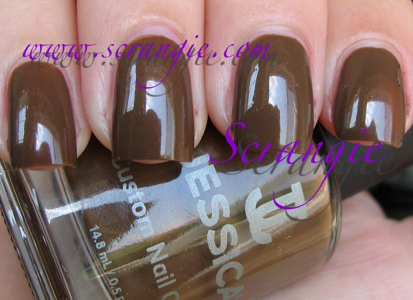 Scrangie: Jessica Cosmetics Muse Collection Fall 2010