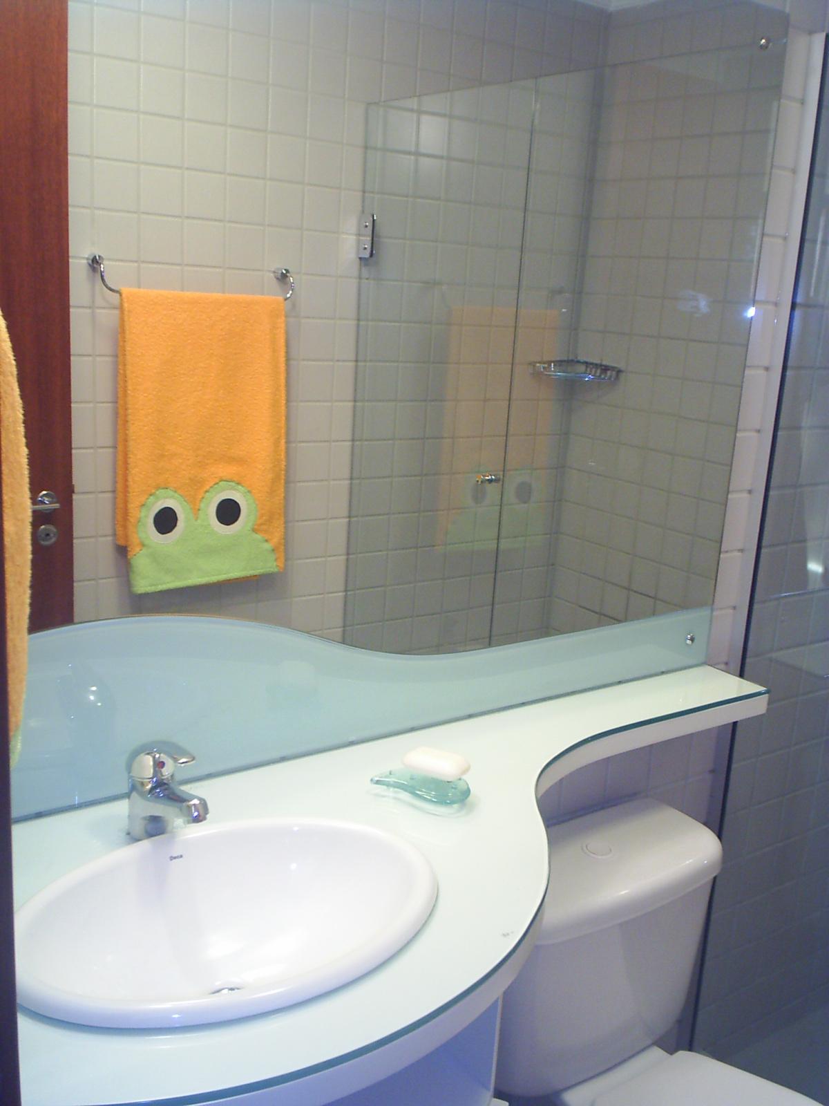 Um toque a mais: Projeto Banheiros Residenciais #B16A1A 1200 1600