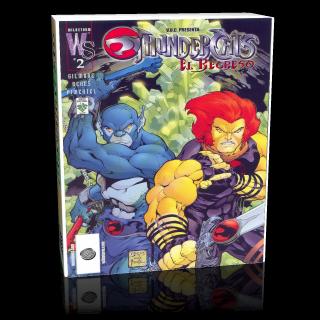 Thundercats Series on Thundercats Todos Los Comics   Serie Animada 2 Temporadas