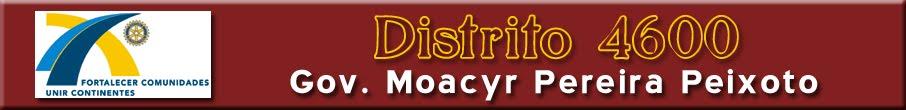 Distrito 4600 de Rotary International