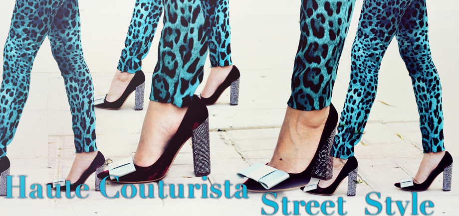 Haute Couturista Street Style