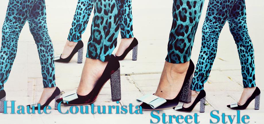 Haute Couturista Street Style