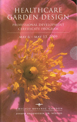 Back to School: Healthcare Garden Design Certification Program at ...