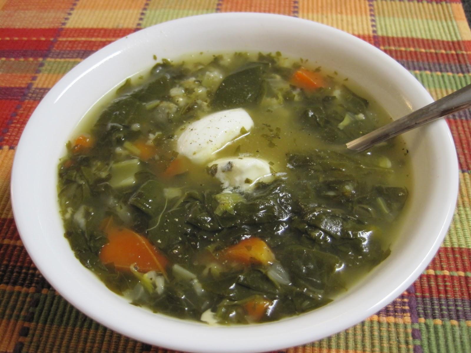 Как сварить щавелевый суп пошаговый рецепт