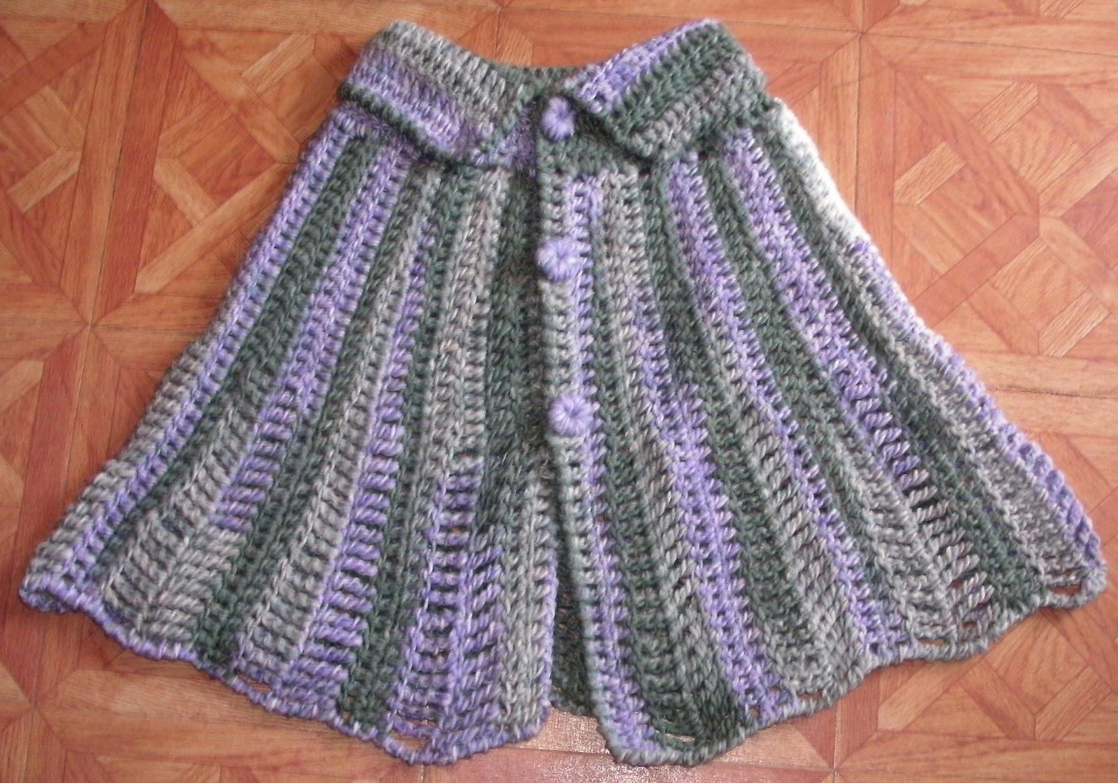 Como Hacer Capas De Crochet