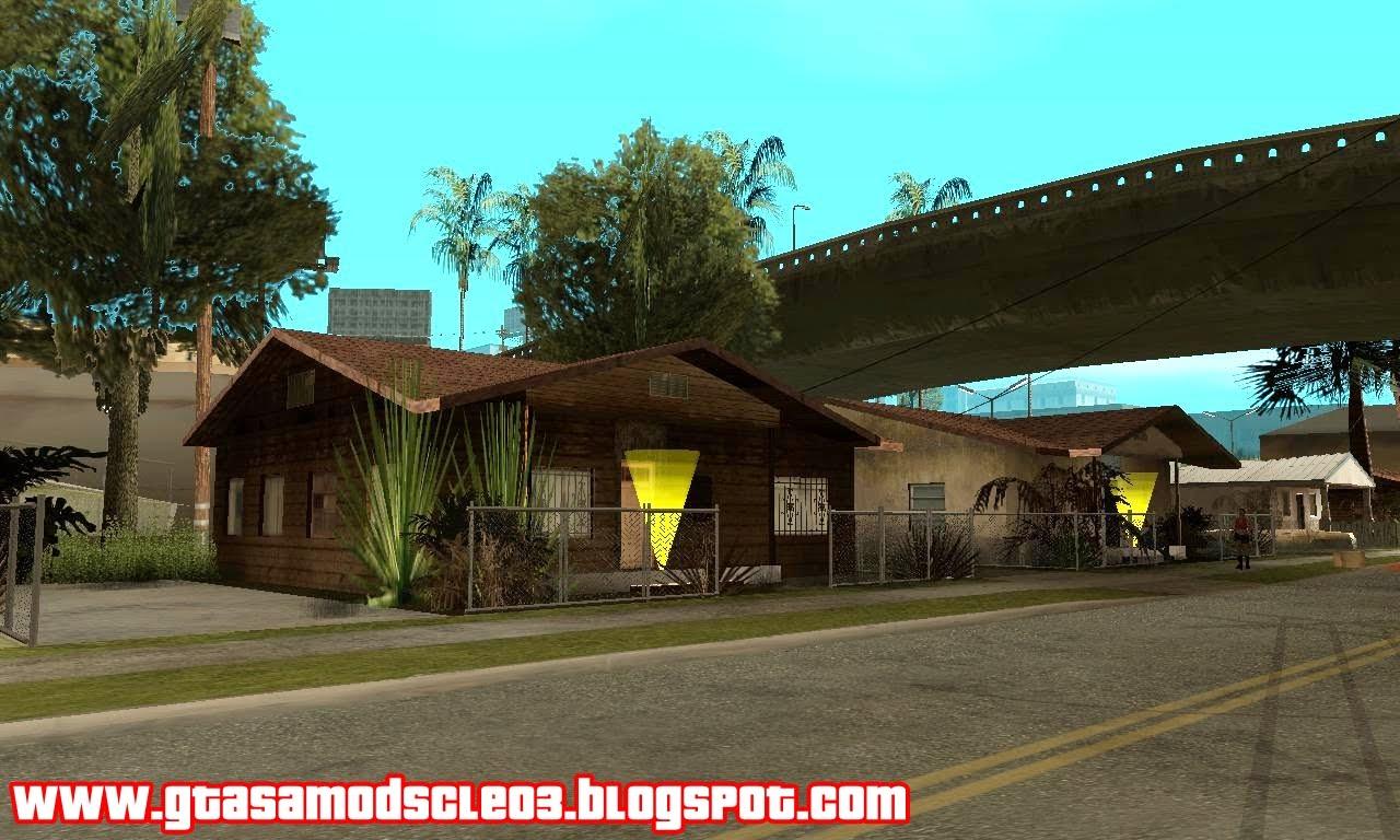 Entre em qualquer casa gta san andreas mods cleo 3 for Casa moderna gta sa