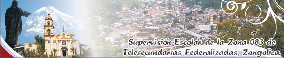 Supervisión Escolar Zona 83 Zongolica