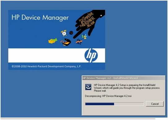 Hp Device Manager Инструкция