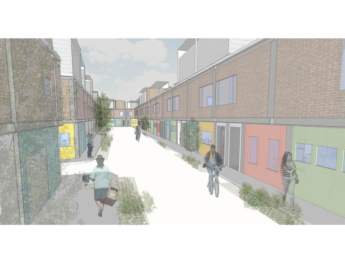 Housing Design Utilities Plats