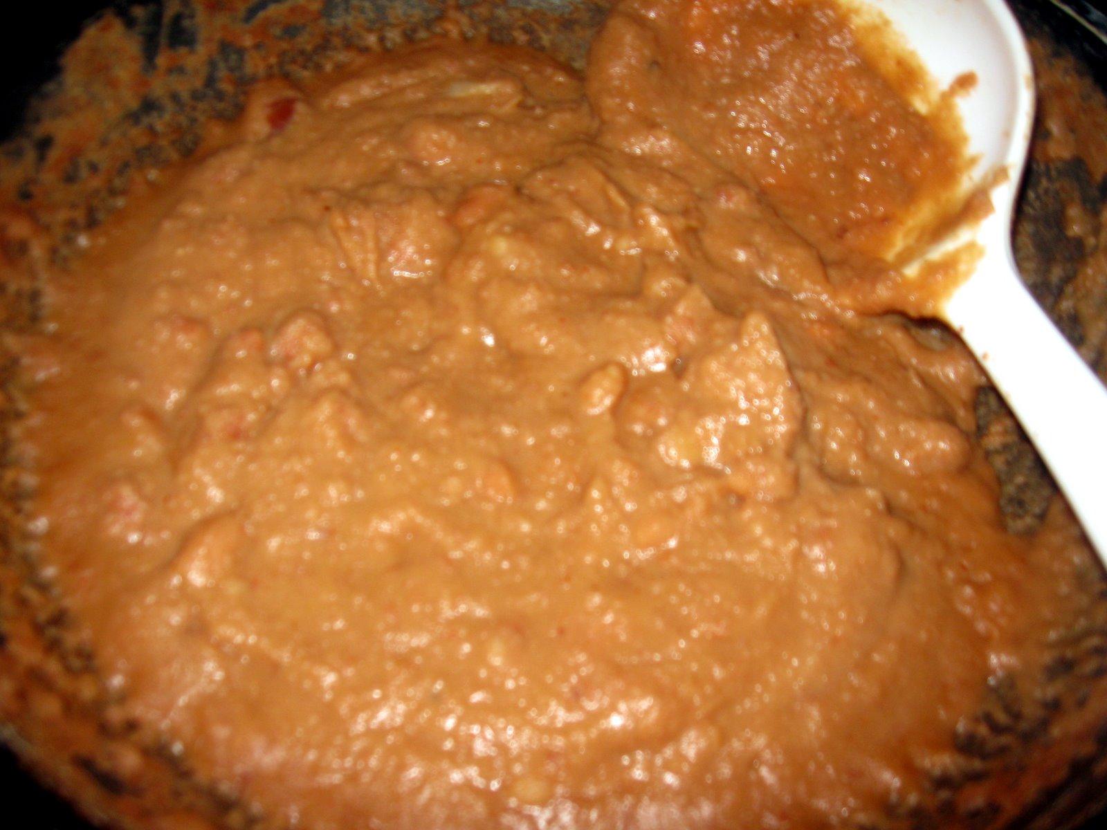 ... Family / Comida Sana Familia Sana: Refried Beans / Frijoles Refritos