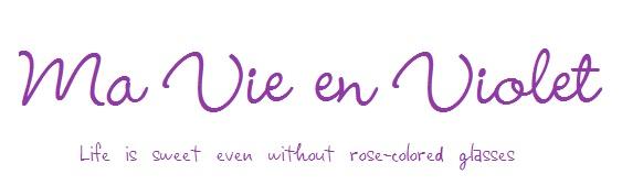 Ma Vie en Violet
