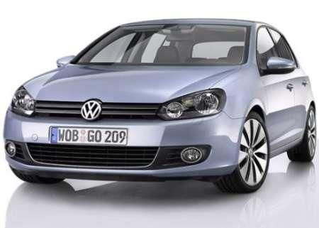Volkswagen Golf. VW Golf may consume 2.3 liters