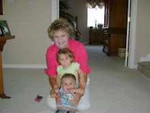 Nana, Savannah and Logan